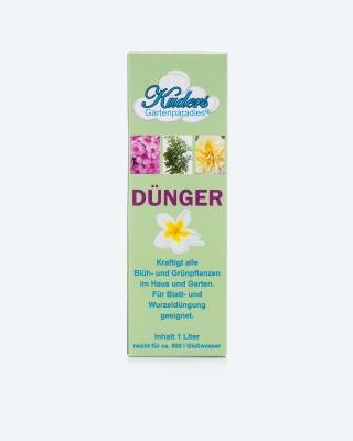 Flüssigdünger für Blüh- & Grünpflanzen
