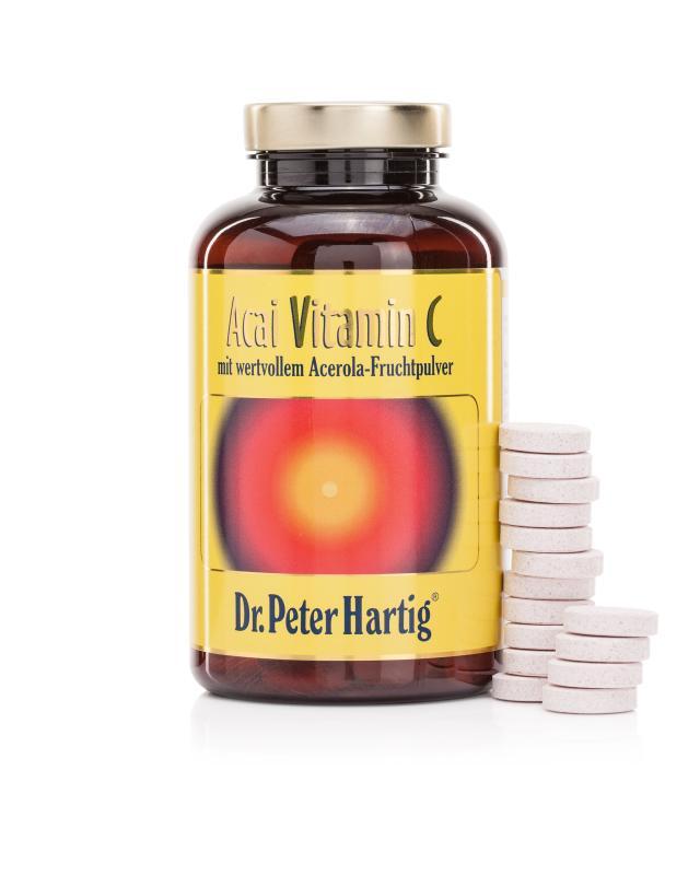 Acai Vitamin C, 120 Presslinge