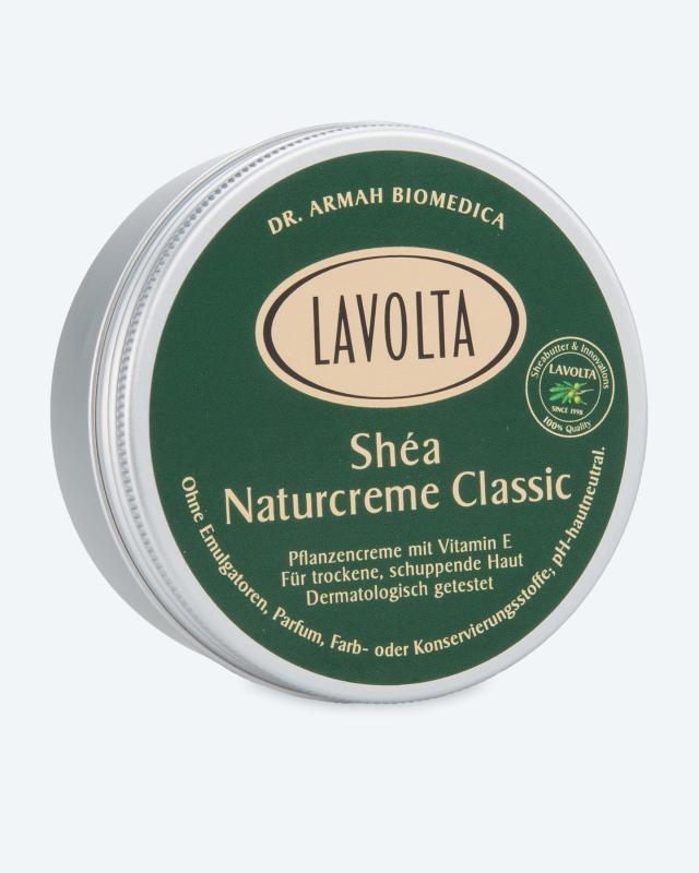 Naturcreme Classic mit 100% Sheabutter