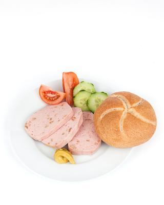 Fleischkäse-Paket
