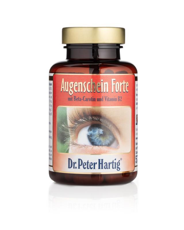 Augenschein Forte, 150 Kapseln