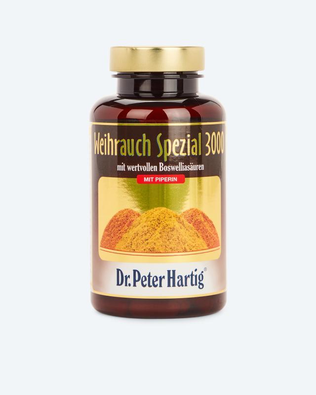 Weihrauch Spezial 3000, 120 Kapseln