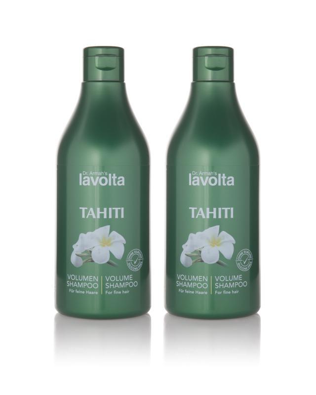 Volumen Shampoo, Duo