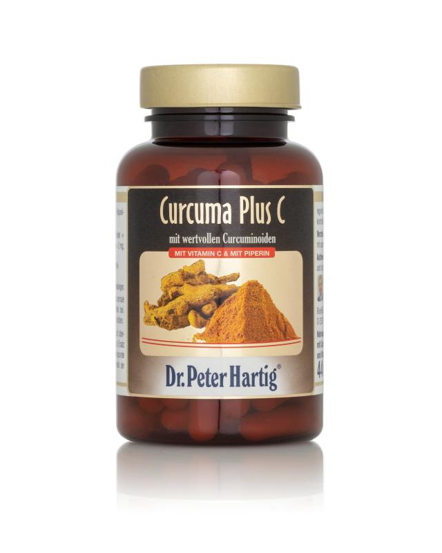 Curcuma Plus C, 90 Kapseln
