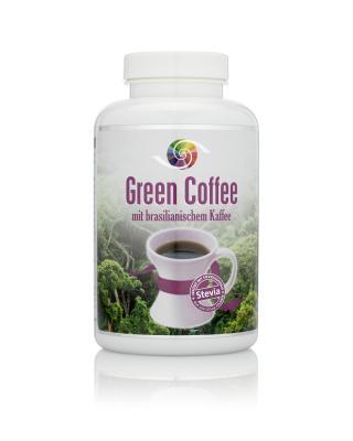 Green Coffee mit Stevia, 100 g