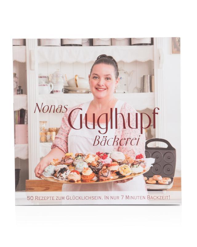 """Backbuch """"Guglhupfbäckerei"""" v. N. Nissl"""