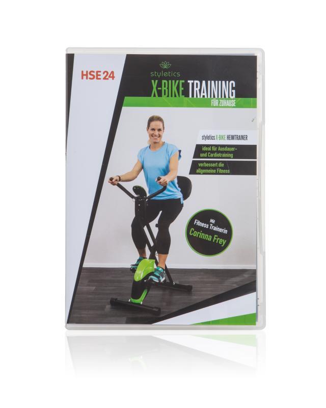 X-Bike Workout DVD