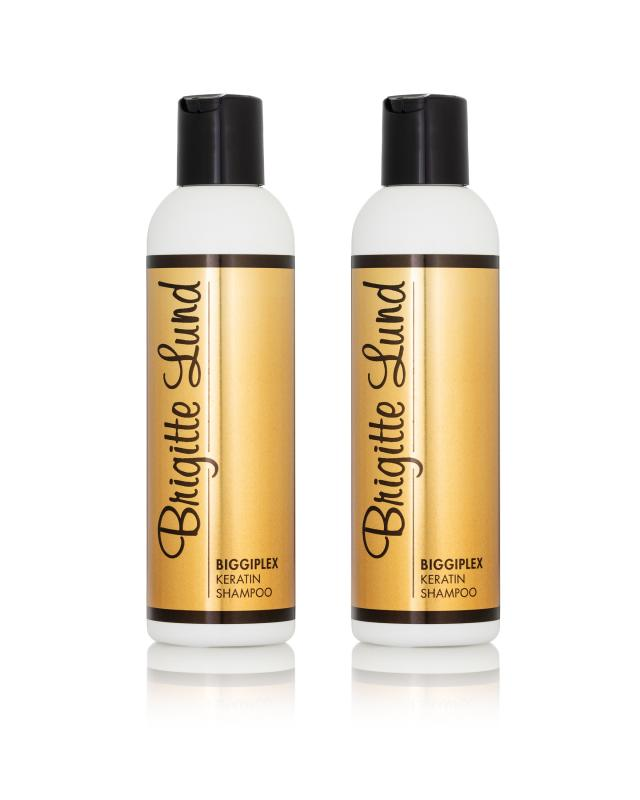 Keratin Shampoo, Duo