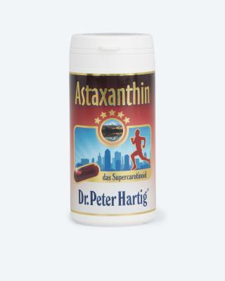 Astaxanthin, 80 Kapseln - vegan