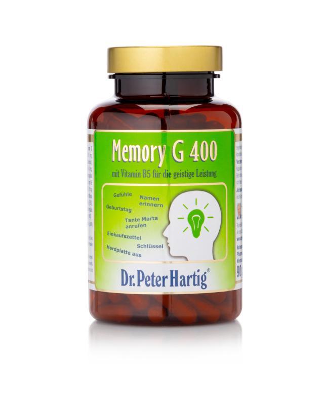 Memory G 400, 180 Kps.