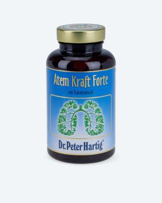 Atem Kraft Forte, 120 & 10 Kps. gratis
