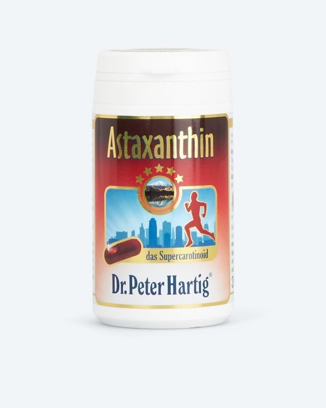 Astaxanthin, 60 Kapseln - vegan