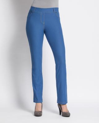 am besten wählen am beliebtesten heiß-verkaufende Mode Helena Vera Hose Rena in Jeans-Optik, online hier!