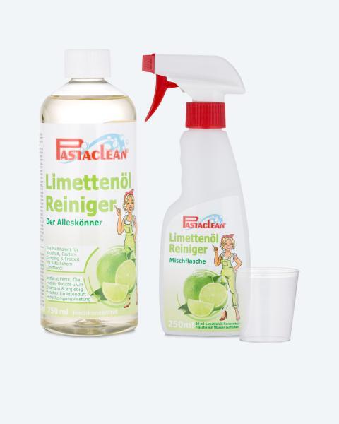 Limettenölreiniger + Sprühflasche