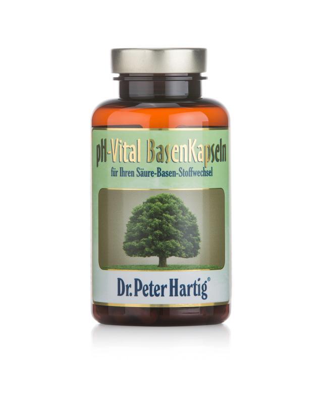 pH-Vital Basen Kapseln, 120 Stück