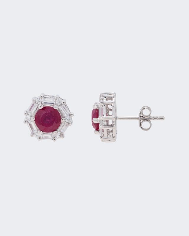 silberohrstecker-mit-rubin-und-zirkon