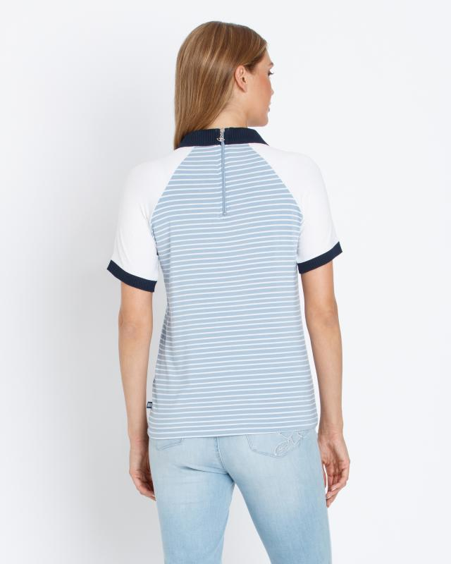 polo-shirt-mit-ringel