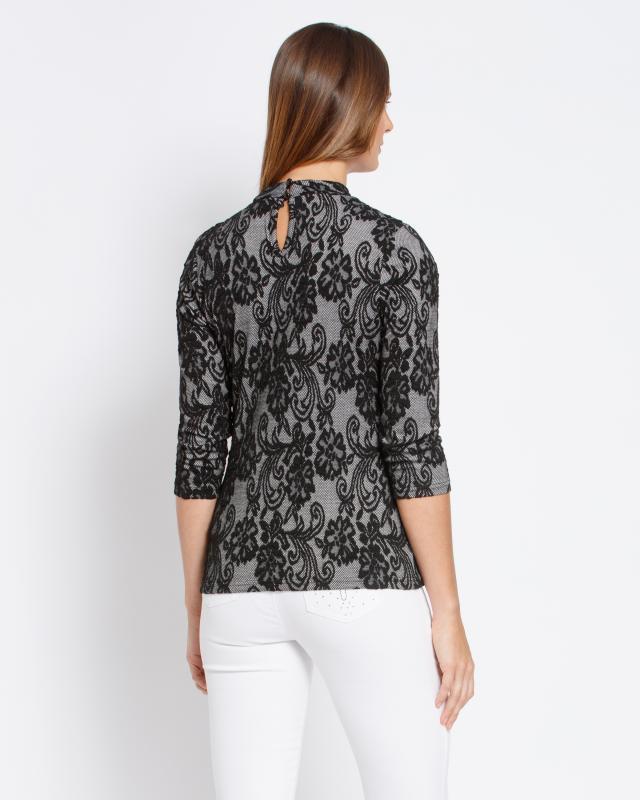 Shirt im Jacquard-Design Preisvergleich