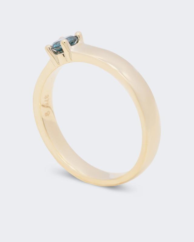 diamantring-aus-gold-0-20-ct, 299.00 EUR @ hse24