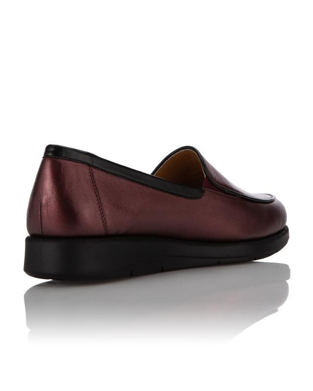 glattleder-slipper, 39.98 EUR @ hse24