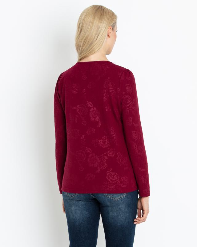 shirt-winter-jacquard, 27.99 EUR @ hse24
