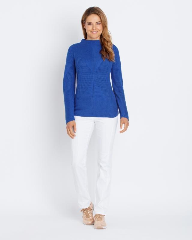 Pullover mit Strickmuster - online bestellen