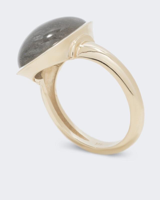 labradorit-ring