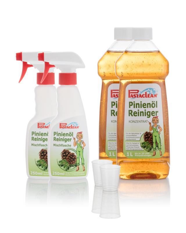 Pastaclean Pinienölreiniger 2x 1 Liter jetzt günstig | HSE