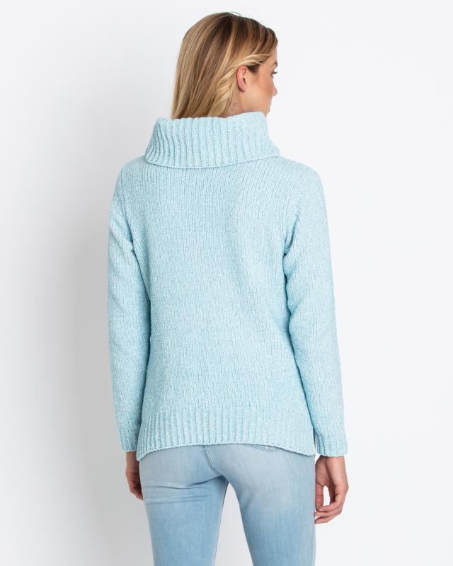 chenille-pullover