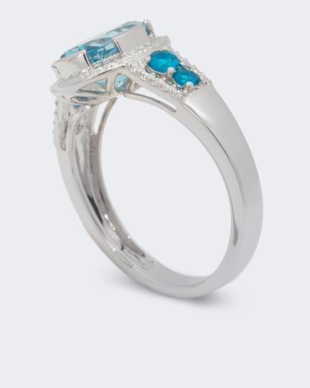 blautopas-ring, 79.99 EUR @ hse24