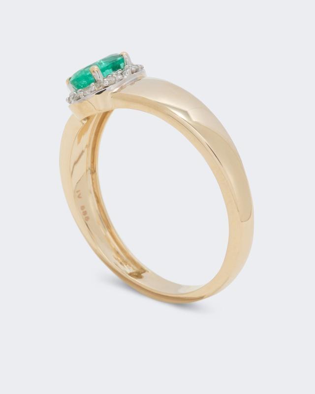 diamantring-0-08-ct-mit-smaragd