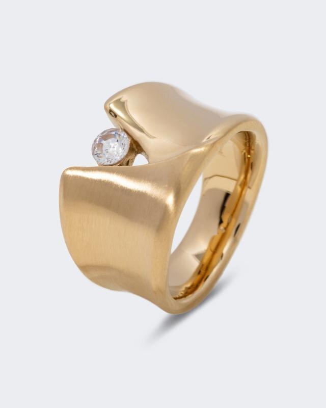 Magnetring Mit Swarovski Kristall Jetzt Online