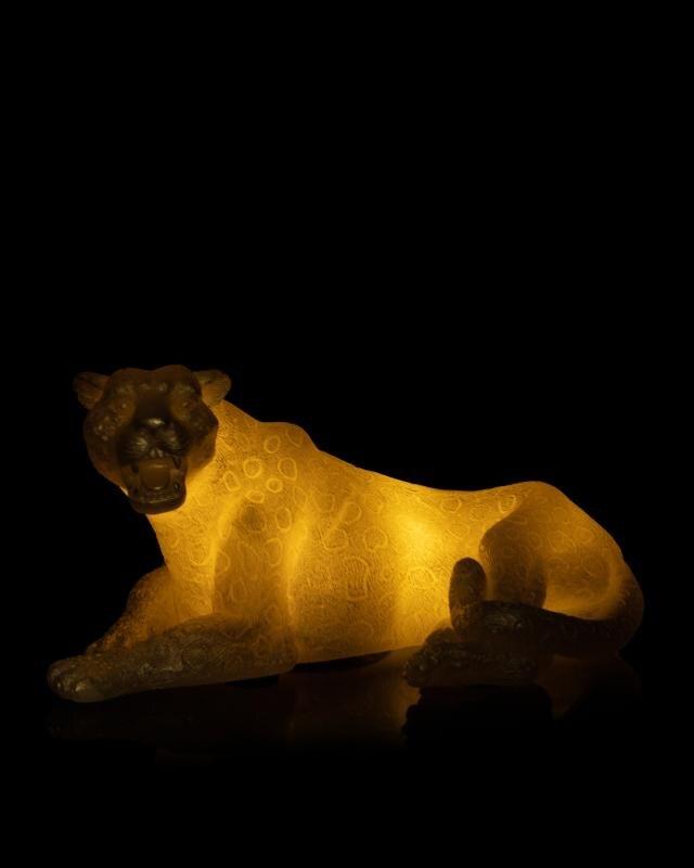 led-kerze-leopard-