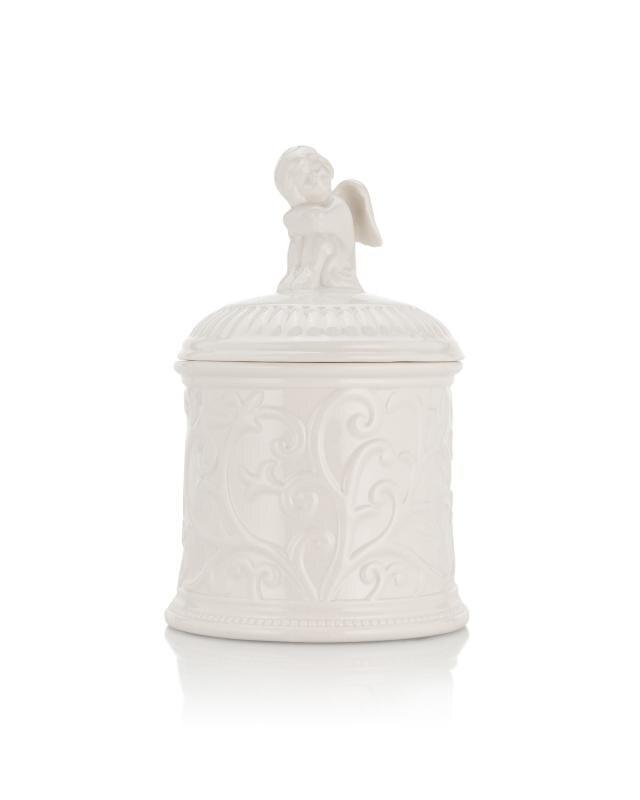 keramikdosen-engel-2tlg-