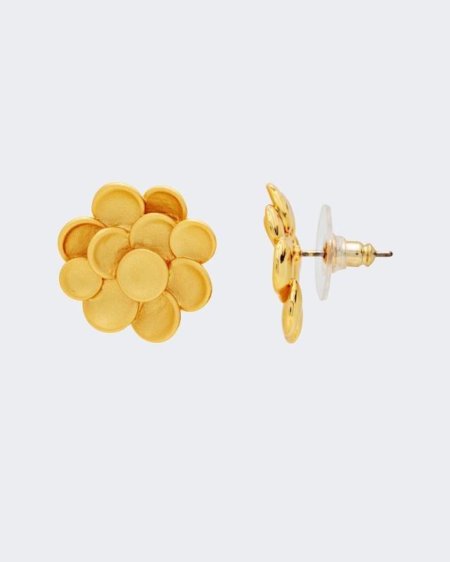 Ohrstecker in Blumenform   Schmuck > Ohrschmuck & Ohrringe > Ohrstecker   Claris Vienna Jewelry Art