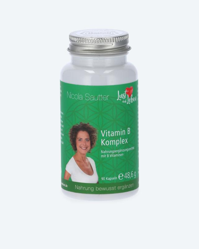 Vitamin B Komplex, 90 Kapseln