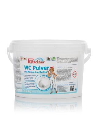 WC-Pulver Keramikaufheller, 2,5 kg