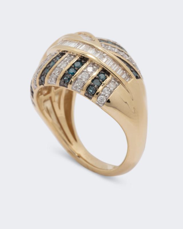 diamantring-1-00-ct, 1099.00 EUR @ hse24