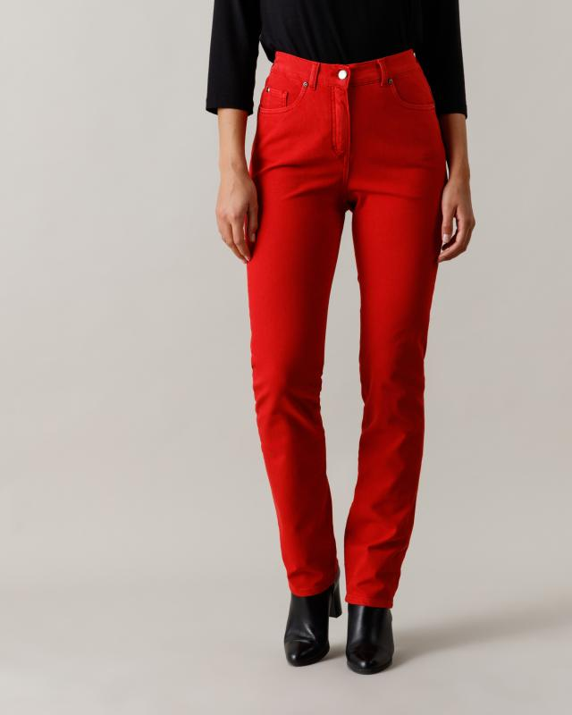 Beauty Jeans mit Emana Garn Sommeredition