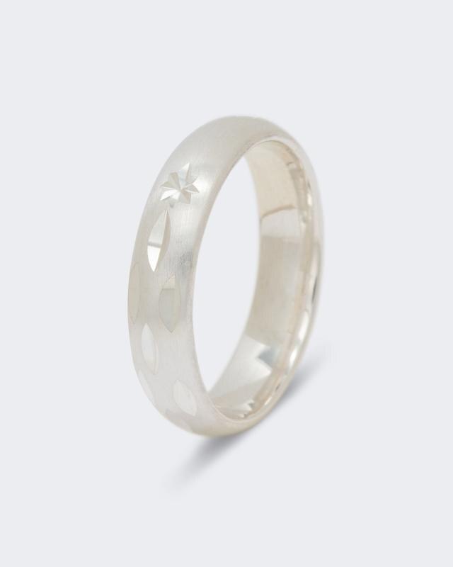 Ring mit Gravuren | Schmuck > Ringe > Ringe mit Gravur | Muster | Aleksander Sternen