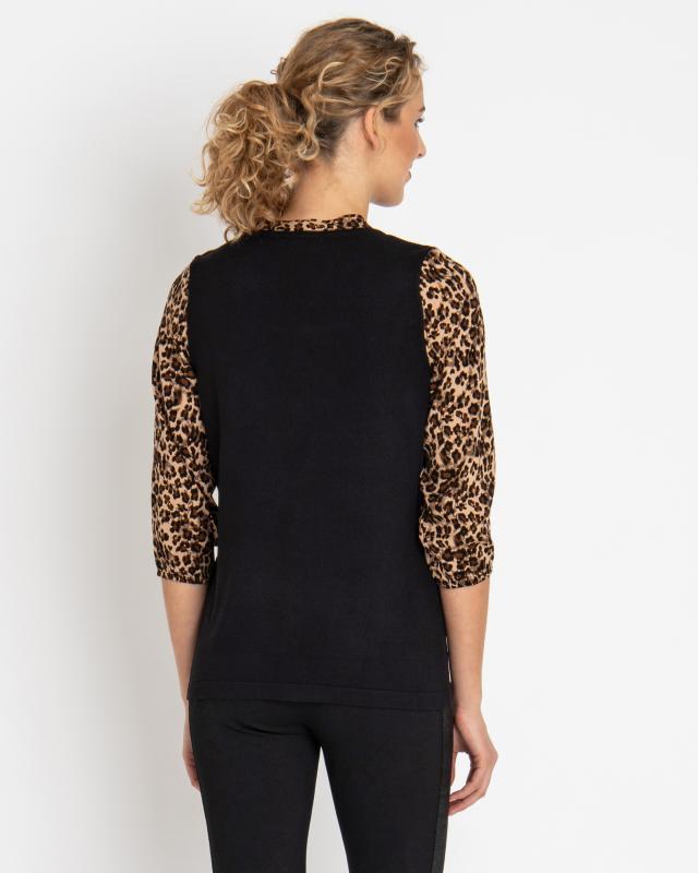 pullover-mit-leopardendruck