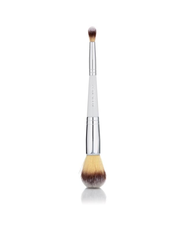 Zweiseitiger Make-up-Pinsel