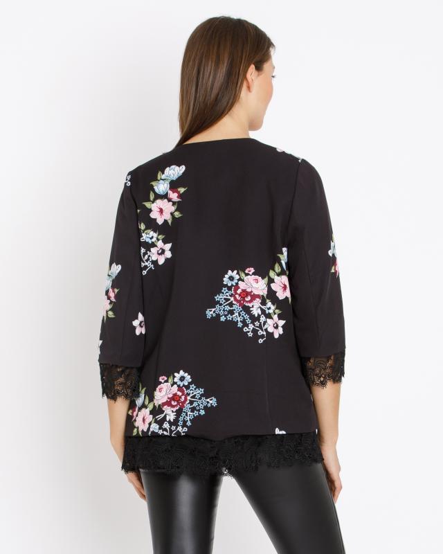 couture-blazer-mit-blumendruck