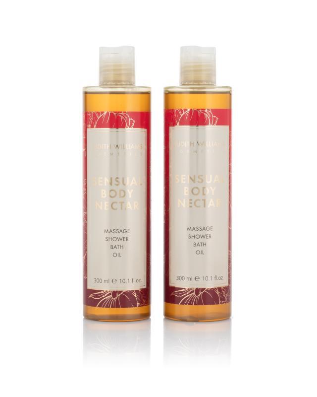 Nectar Massage Oil, 2tlg.