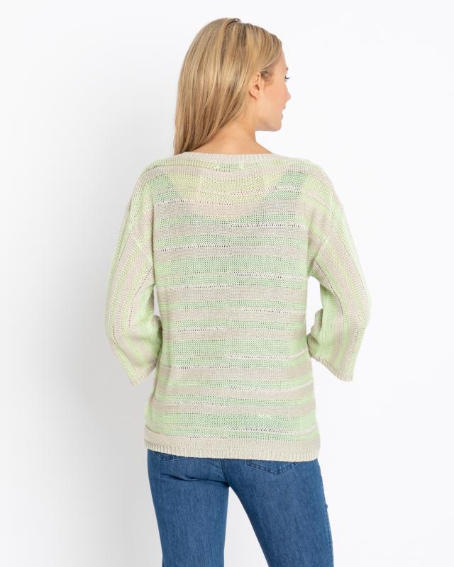 pullover-mit-melange-streifen