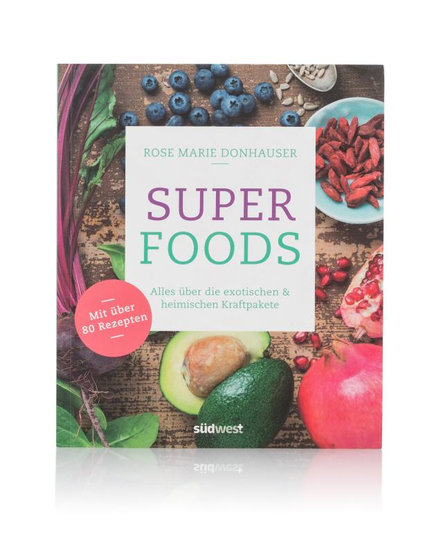 """Buch """"Superfoods"""""""