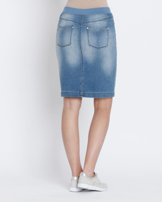 jeans-rock-mit-strass