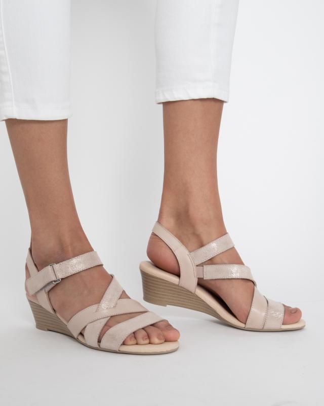 sandalette-im-metallic-look