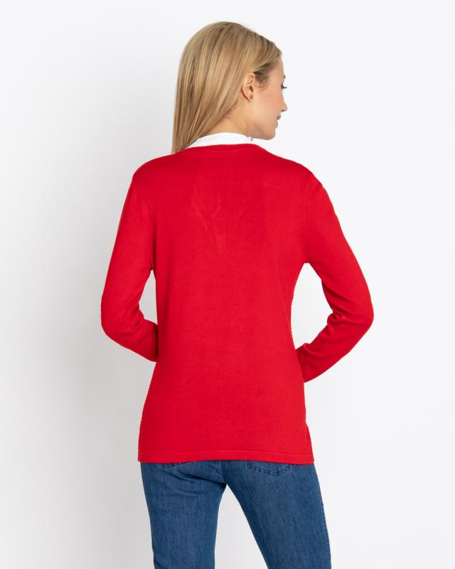 2-in-1-pullover-mit-bluse