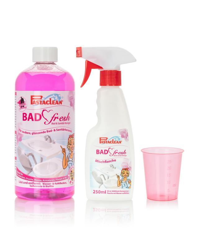 Sanitärreiniger Badfresh 1000 ml